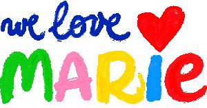 logo we love marie fonds